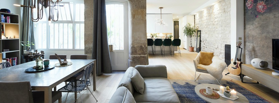 Be Amazed By This Parisian Modern Home Makeover By Studio 10surdix