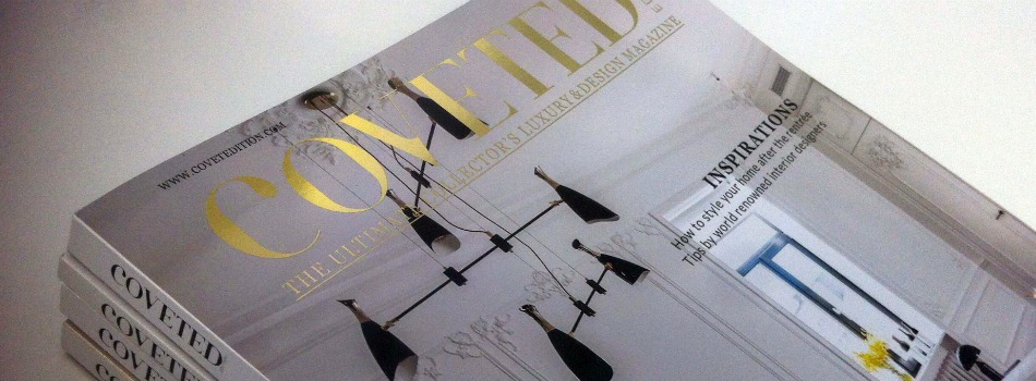 Explore the World's Best Design Events on CovetED Magazine's 8th Issue