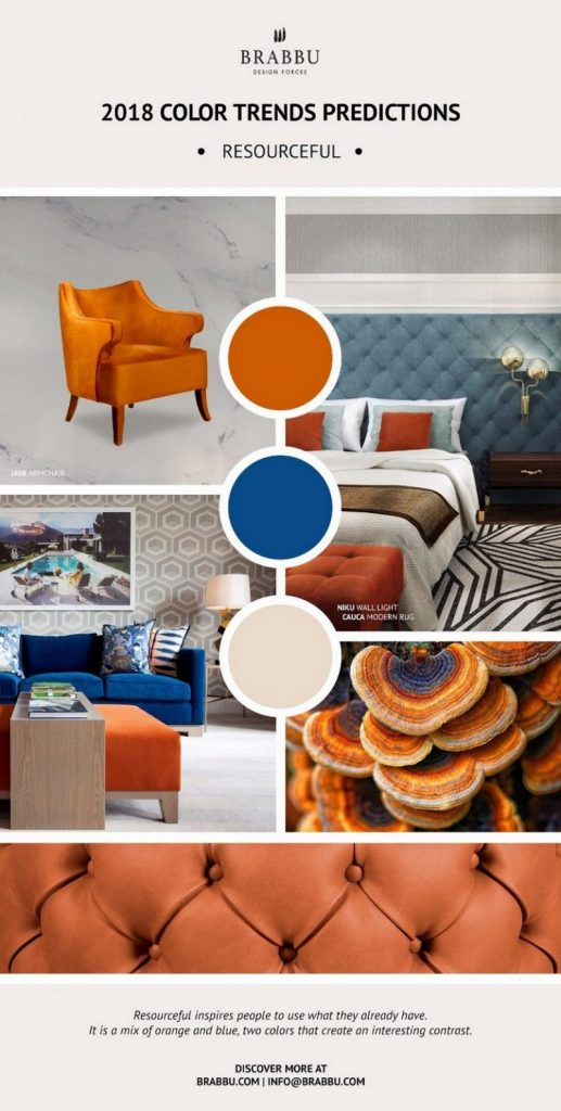 Get to know pantone s color trend predictions for 2018 best interior designers - Interior design trend predictions 2018 ...