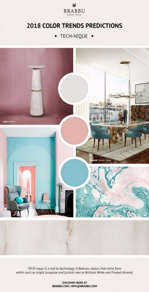 Get to Know Pantone's Color Trend Predictions for 2018 ➤Discover the season's newest designs and inspirations. Visit Best Interior Designers! #bestinteriordesigners #designnews #pantone #pantone2018 @BestID pantone's color trend predictions for 2018 Get to Know Pantone's Color Trend Predictions for 2018 Get to Know Pantones Color Trend Predictions for 2018 7