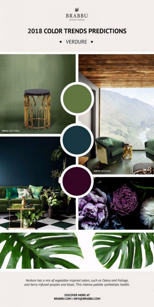 Get To Know Pantoneu0027s Color Trend Predictions For 2018 ➤Discover The  Seasonu0027s Newest Designs And