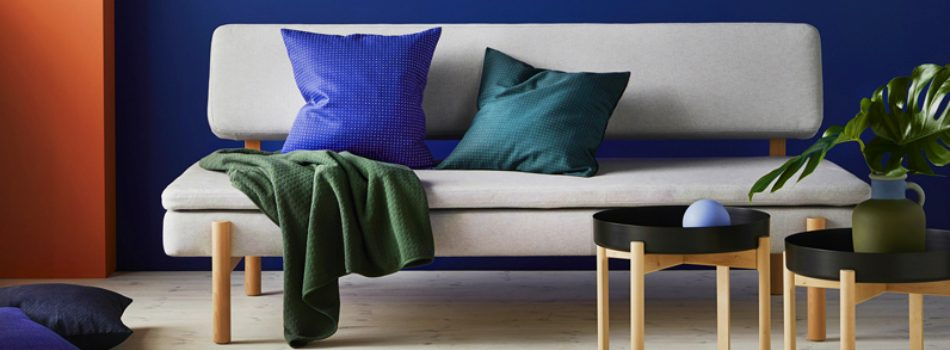 IKEA Releases New YPPERLIG Collection by HAY Design Studio