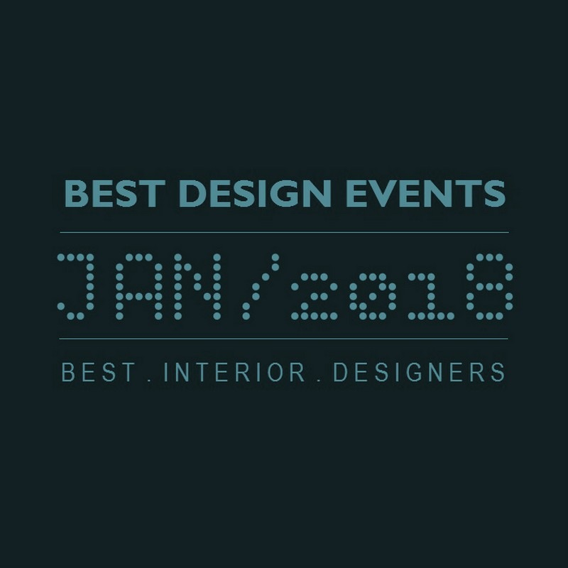 World's Best Design Events in 2018 You Should Put in Your Schedule Now - Design Agenda - Best Design Events Worldwide ➤Discover the season's newest designs and inspirations. Visit Best Interior Designers! #bestinteriordesigners #topinteriordesigners #interiordesign #bestdesignevents #designevents #designnews #designagenda @BestID Best Design Events in March 2018 World's Best Design Events in March 2018 You Should Schedule Now World   s Best Design Events in February 2018 You Should Schedule Now 1