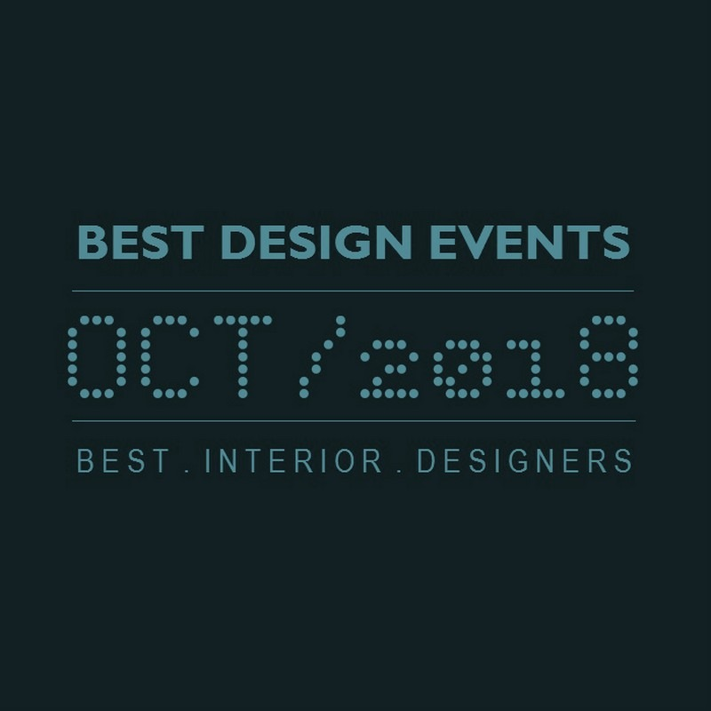 World's Best Design Events in 2018 You Should Put in Your Schedule Now - Design Agenda - Best Design Events Worldwide ➤Discover the season's newest designs and inspirations. Visit Best Interior Designers! #bestinteriordesigners #topinteriordesigners #interiordesign #bestdesignevents #designevents #designnews #designagenda @BestID best design events in november 2018 World's Best Design Events in November 2018 You Should Schedule Now World   s Best Design Events in February 2018 You Should Schedule Now 10