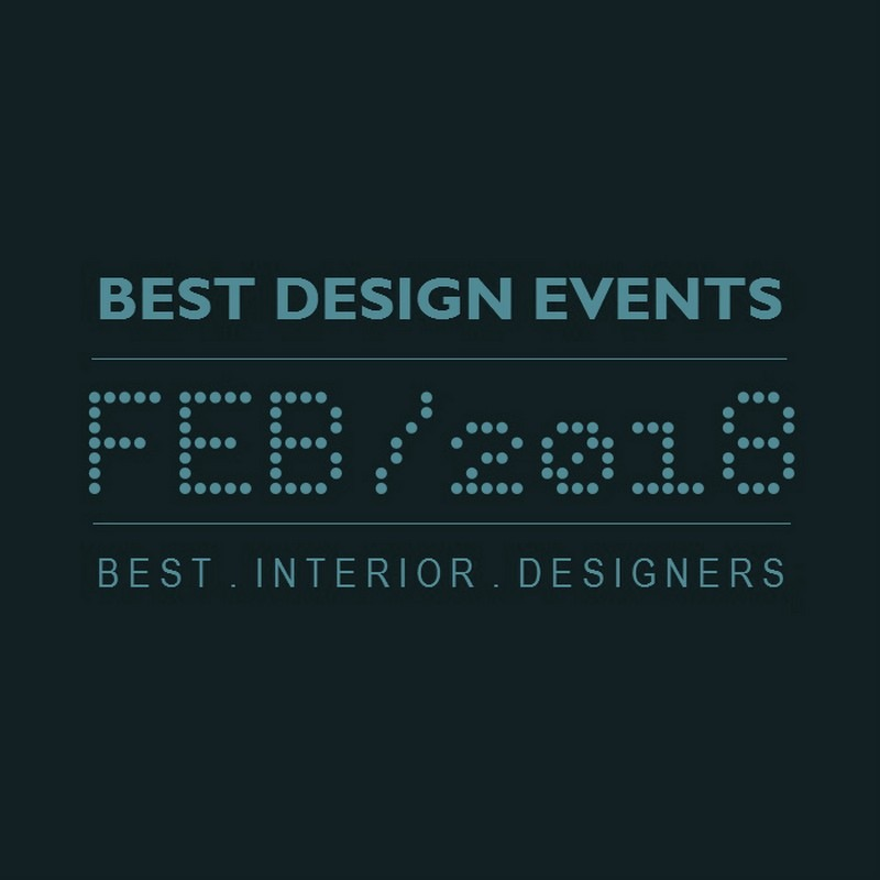 World's Best Design Events in 2018 You Should Put in Your Schedule Now - Design Agenda - Best Design Events Worldwide ➤Discover the season's newest designs and inspirations. Visit Best Interior Designers! #bestinteriordesigners #topinteriordesigners #interiordesign #bestdesignevents #designevents #designnews #designagenda @BestID best design events in february 2018 World's Best Design Events in February 2018 You Should Schedule Now World   s Best Design Events in February 2018 You Should Schedule Now 2