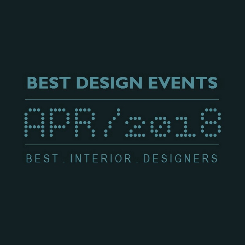 World's Best Design Events in 2018 You Should Put in Your Schedule Now - Design Agenda - Best Design Events Worldwide ➤Discover the season's newest designs and inspirations. Visit Best Interior Designers! #bestinteriordesigners #topinteriordesigners #interiordesign #bestdesignevents #designevents #designnews #designagenda @BestID best design events in may 2018 World's Best Design Events in May 2018 You Should Schedule Now World   s Best Design Events in February 2018 You Should Schedule Now 4
