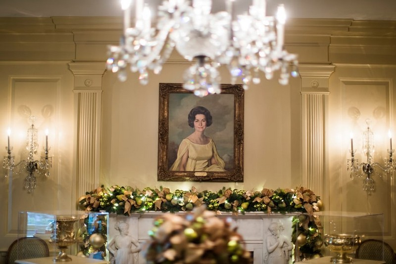 2017 White House Christmas Decorations in Pictures white house christmas decorations Try Out a 360 Holiday Tour at the White House Christmas Decorations Melania Trump Reveals White House Christmas Decorations for This Year Best Interior Designers Christmas 2017 White House Christmas Tours 2017 15