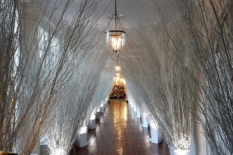 2017 White House Christmas Decorations in Pictures white house christmas decorations Try Out a 360 Holiday Tour at the White House Christmas Decorations Melania Trump Reveals White House Christmas Decorations for This Year Best Interior Designers Christmas 2017 White House Christmas Tours 2017 4