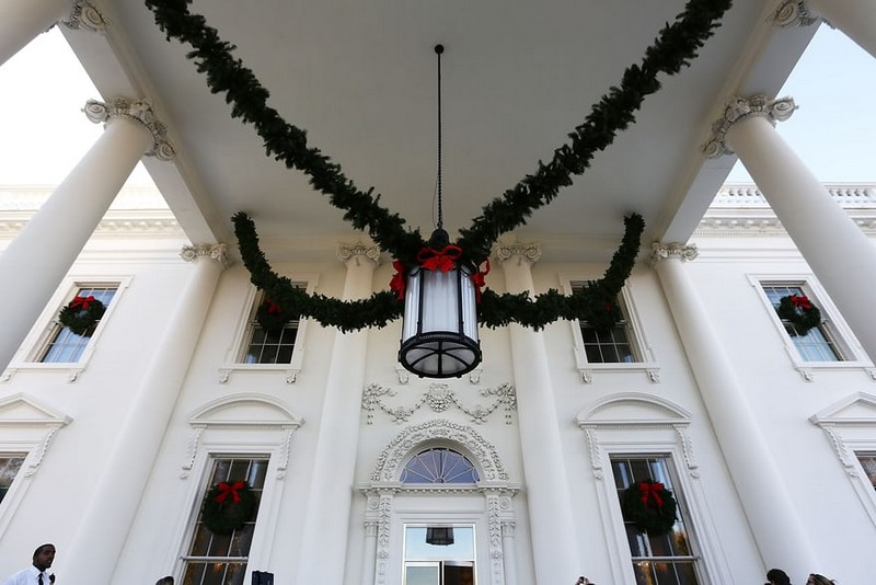 2017 White House Christmas Decorations in Pictures white house christmas decorations Try Out a 360 Holiday Tour at the White House Christmas Decorations Melania Trump Reveals White House Christmas Decorations for This Year Best Interior Designers Christmas 2017 White House Christmas Tours 2017 7
