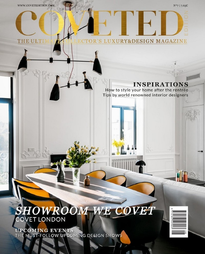 The Best Interior Design Magazines Youll Find At Maison Et