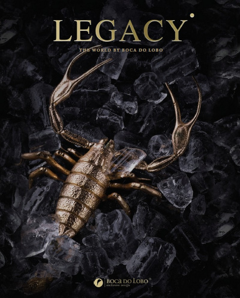 Legacy, a Luxury Design Magazine by Boca do Lobo - FREE DOWNLOAD - Legacy Magazine - Interior Design Magazines - best design magazines - top design magazines - Luxury Design Magazines - Best Interior Designers ➤ Discover the season's newest designs and inspirations. Visit Best Interior Designers! #bestinteriordesigners #interiordesignmagazines #luxurymagazines #bestdesignmagazines @BestID @bocadolobo luxury design magazine Meet Legacy, a Luxury Design Magazine by Boca do Lobo – FREE DOWNLOAD Luxury Design Magazine by Boca do Lobo FREE DOWNLOAD Legacy Magazine Interior Design Magazines best design magazines top design magazines Luxury Design Magazines Best Interior Designers 1