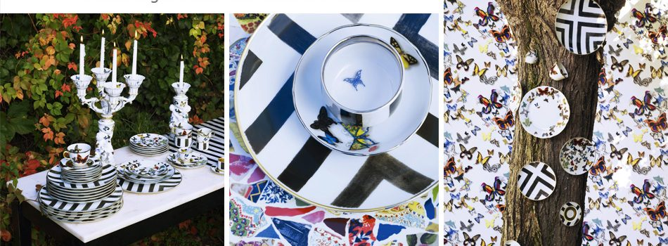 Christian Lacroix & Vista Alegre Joined Forces in a Sublime Collection