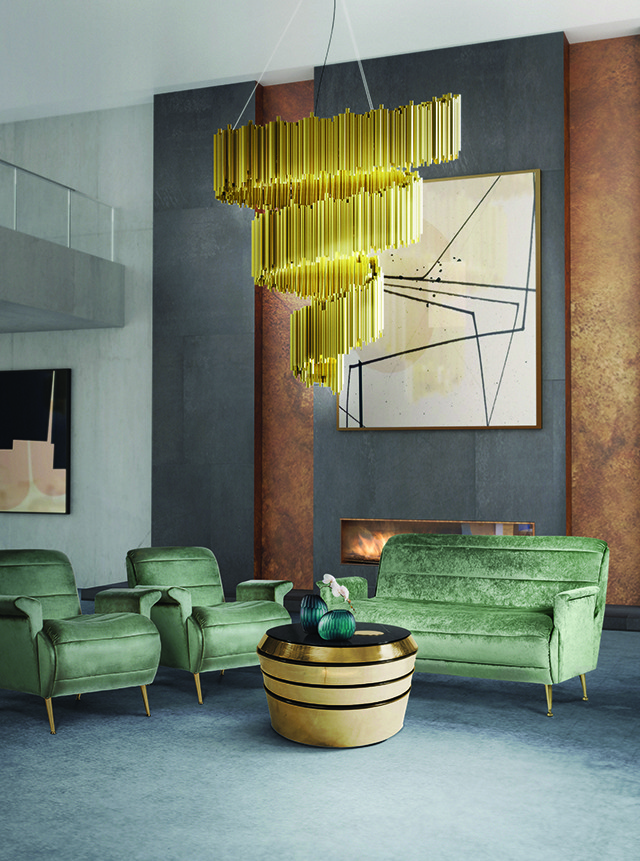 First expectations of the covet group at salone del mobile for Settimana design milano 2018