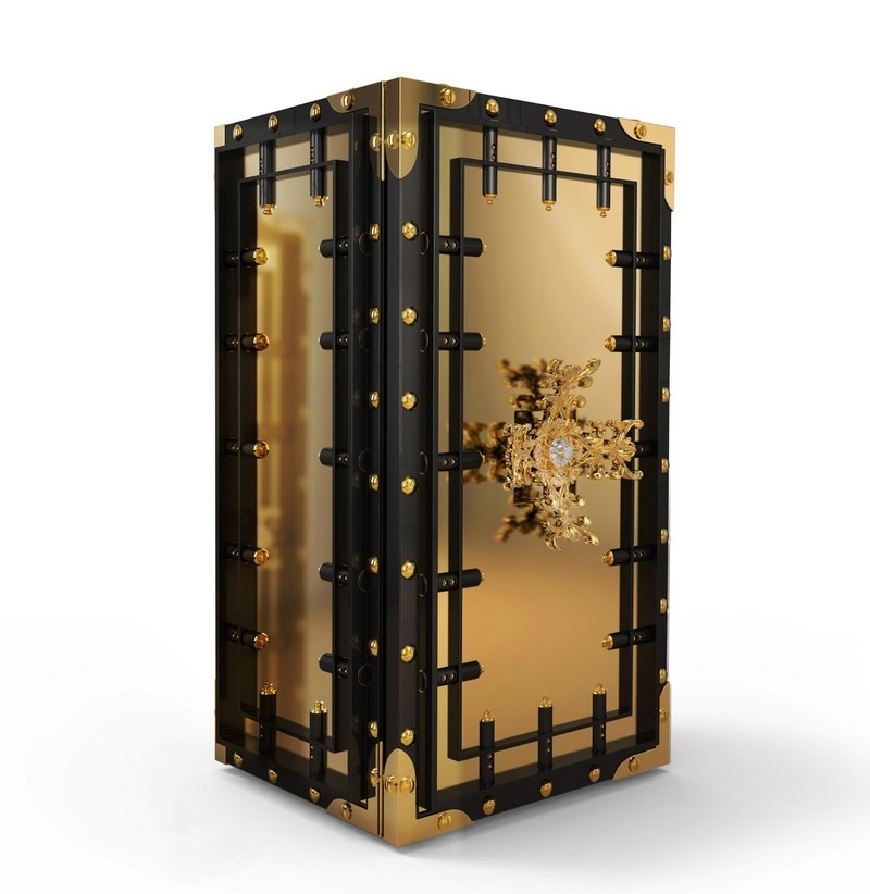 Luxury Brand Boca do Lobo Presents a New Collection of Safes - Discover the season's newest designs and inspirations. Visit Best Interior Designers! #bestinteriordesigners #BocadoLobo #TopInteriorDesigners @BestID luxury brand Luxury Brand Boca do Lobo Presents a New Collection of Safes Luxury Brand Boca do Lobo Presents a New Collection of Safes 5