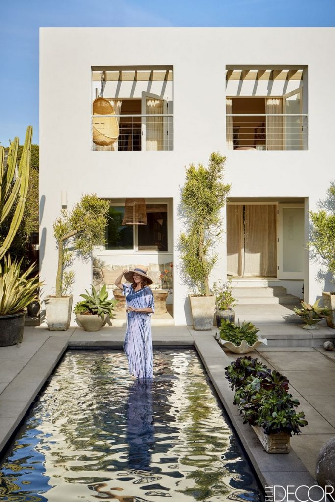 Kathryn M. Ireland Kathryn M. Ireland's Santa Monica Bohemian Decor Mansion Kathryn M