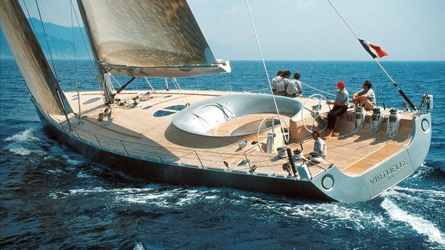 Presenting 4 Luxury Yachts Designed By Philippe Starck