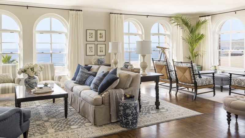 The Revamp of the Iconic Casa del Mar by Michael S. Smith. #bestinteriordesigners #michaelsmith #TopInteriorDesigners @BestID michael s. smith The Revamp of the Iconic Casa del Mar by Michael S. Smith The Revamp of the Iconic Casa del Mar by Michael S