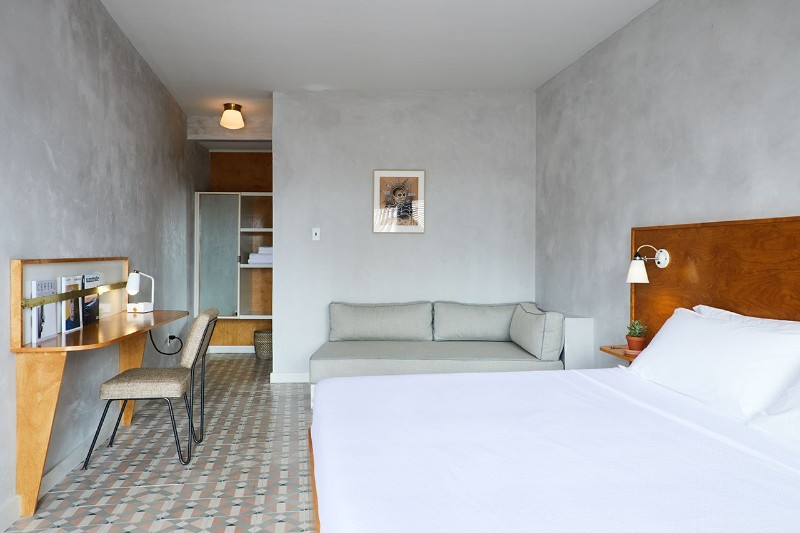 Discover the Amazing Mid-Century Revamp Of A Smal New Orleans Hotel New Orleans Discover the Amazing Mid-Century Revamp Of A Smal New Orleans Hotel Discover the Amazing Mid Century Revamp Of A Smal New Orleans Hotel 4