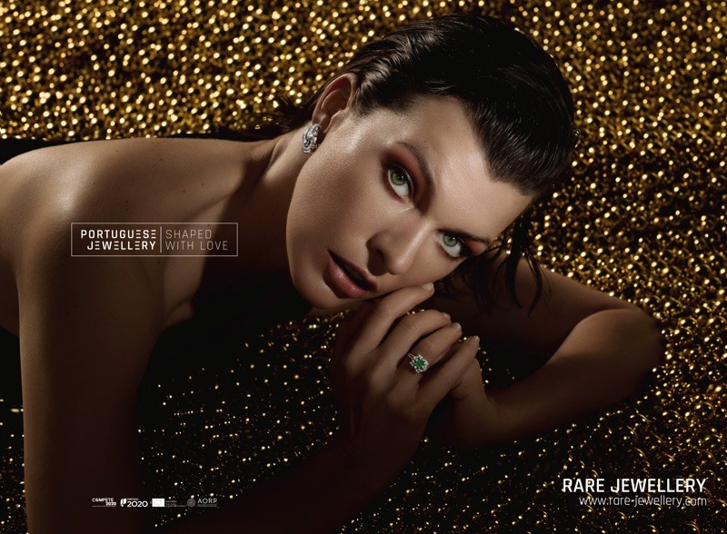 All About The Speakers of The Luxury Design & Craftmanship Summit 2018 Craftmanship Summit All About The Speakers of The Luxury Design & Craftmanship Summit 2018 milla jovovich portuguese jewellery campaign06