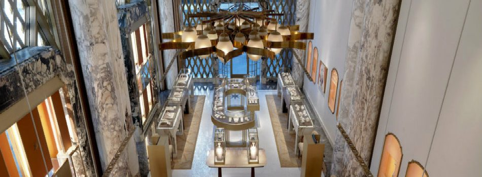 Peter Marino's Stunning Renovation of Bulgari's Store in New York