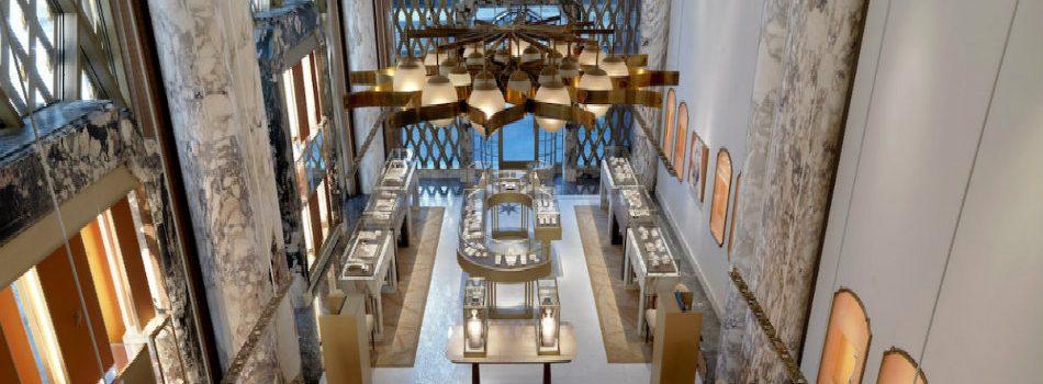 Peter Marino's Stunning Renovation of Bulgari's Store in New York