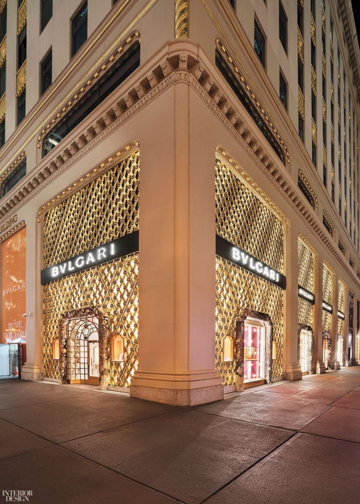 Peter Marino's Stunning Renovation of Bulgari's Store in New York peter marino Peter Marino's Stunning Renovation of Bulgari's Store in New York Peter Marino Renovates Bulgari New York 18