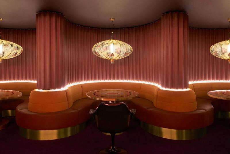 Leo's Art Club London, by Dimore Studio dimore studio A look at Leo's - The Arts Club London, by Dimore Studio 01