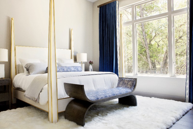 A Swanky Texas House by Etch Design Group, Etch Design Group A Swanky Texas House by Etch Design Group Discover The Eclectic Residential Design by Etch Design Group 7