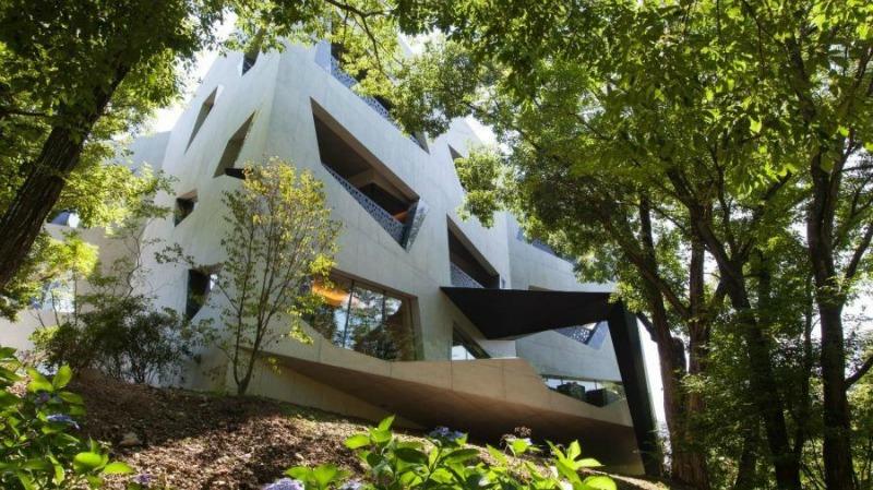 Atsushi Kitagawara atsushi kitagawara Top Architects | Atsushi Kitagawara Hotel Keyforest Hokuto 900x505
