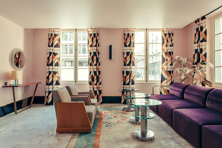 A Look at the Hôtel Saint-Marc by Dimore Studio dimore studio A Look at the Hôtel Saint-Marc by Dimore Studio Inside H  tel Saint Marc by Dimore Studio 2