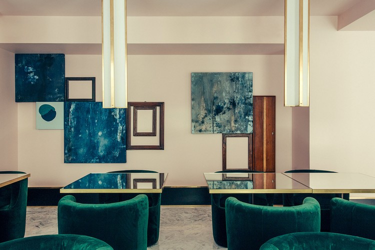 A Look at the Hôtel Saint-Marc by Dimore Studio dimore studio A Look at the Hôtel Saint-Marc by Dimore Studio Inside H  tel Saint Marc by Dimore Studio 3