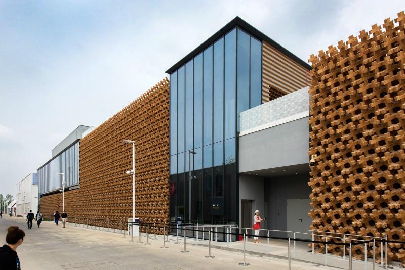 Atsushi Kitagawara atsushi kitagawara Top Architects | Atsushi Kitagawara Japanpavillion 3216