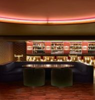 A look at Leo's - The Arts Club London, by DimoreStudio