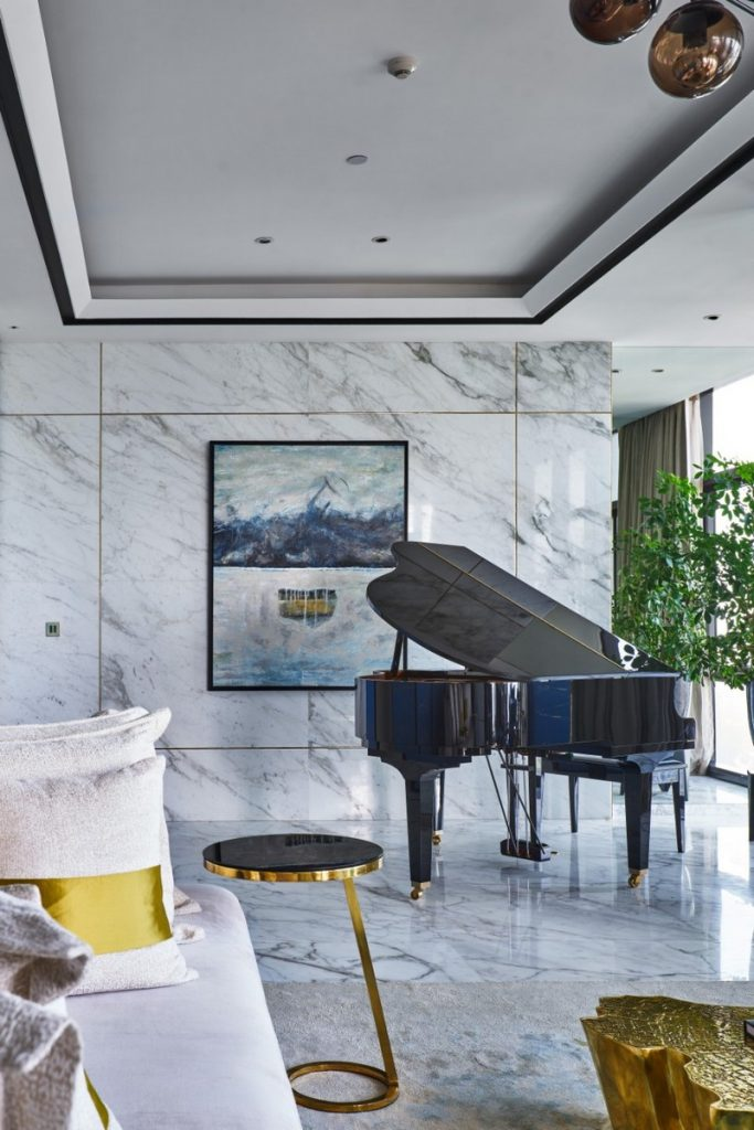 hirsch bedner A Stunning New Project by Hirsch Bedner Associates Step Inside a Superb Altamount Residence by Hirsch Bedner Associates 8