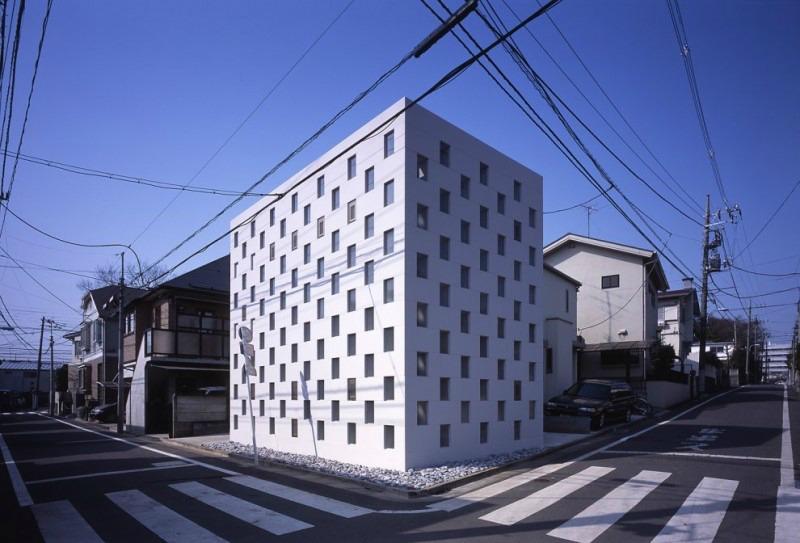 Atelier Tekuto  atelier tekuto Unconventional Interior Design – Atelier Tekuto cell bricks 1
