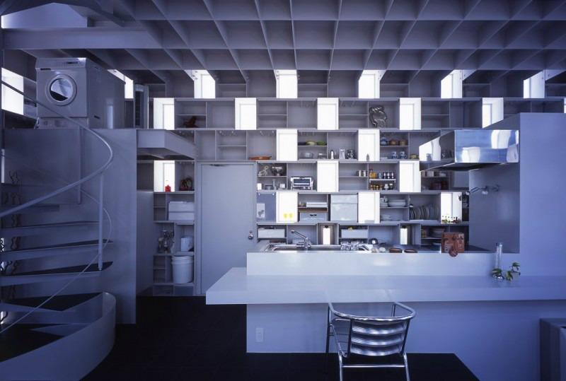 Atelier Tekuto  atelier tekuto Unconventional Interior Design – Atelier Tekuto cell bricks 2