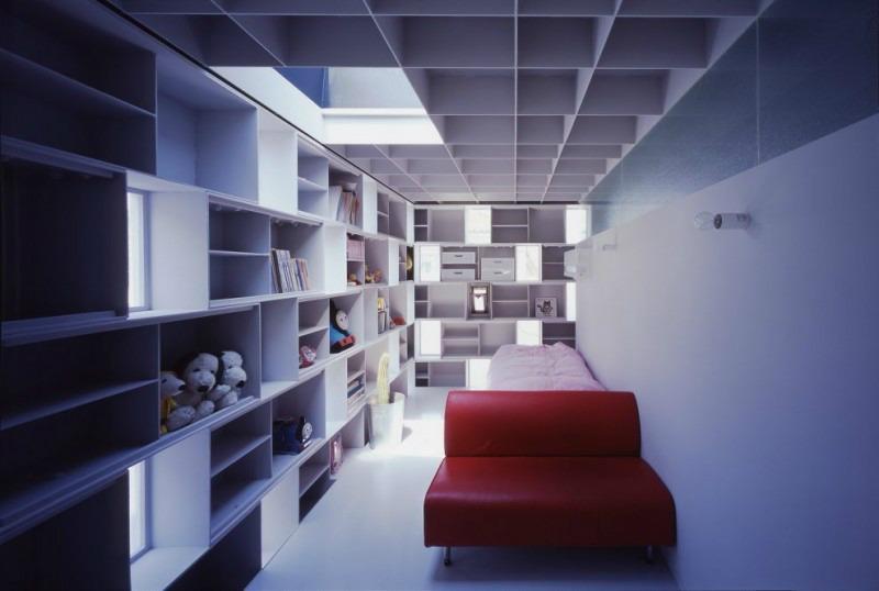 Atelier Tekuto  atelier tekuto Unconventional Interior Design – Atelier Tekuto cell bricks 4