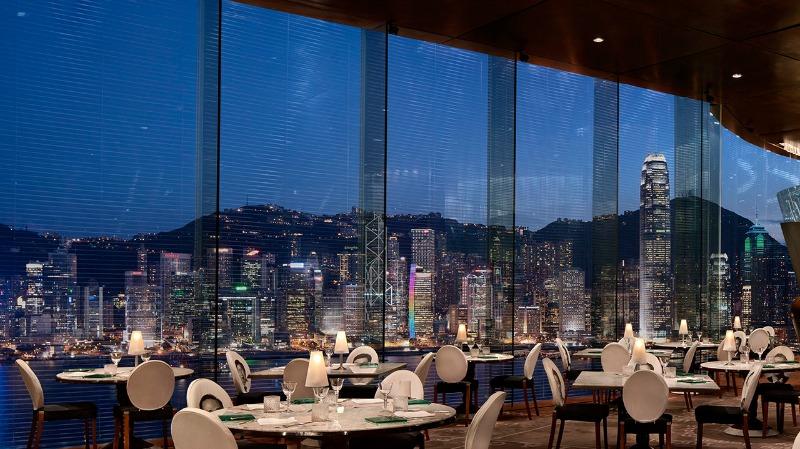 Hong Kong's Peninsula Hotel peninsula hotel A look at Hong Kong's Peninsula Hotel dinnernighttime