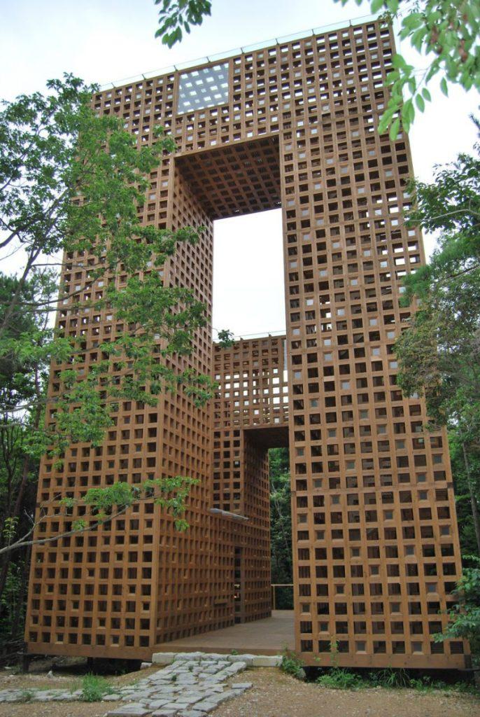 Atsushi Kitagawara atsushi kitagawara Top Architects | Atsushi Kitagawara kaisho view tube