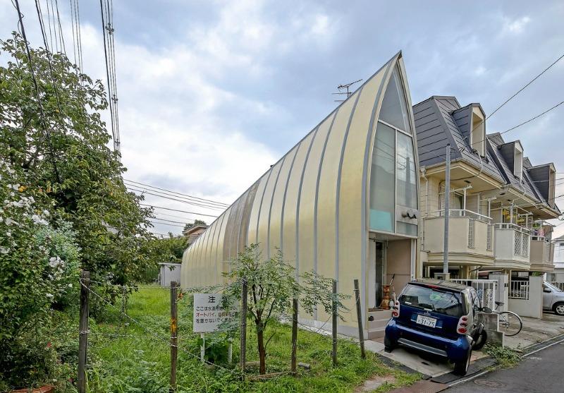 Atelier Tekuto  atelier tekuto Unconventional Interior Design – Atelier Tekuto lucky drops 4