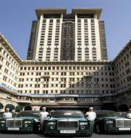 Hong Kong's Peninsula Hotel