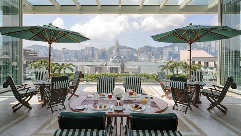 Hong Kong's Peninsula Hotel peninsula hotel A look at Hong Kong's Peninsula Hotel phk pool 1074b