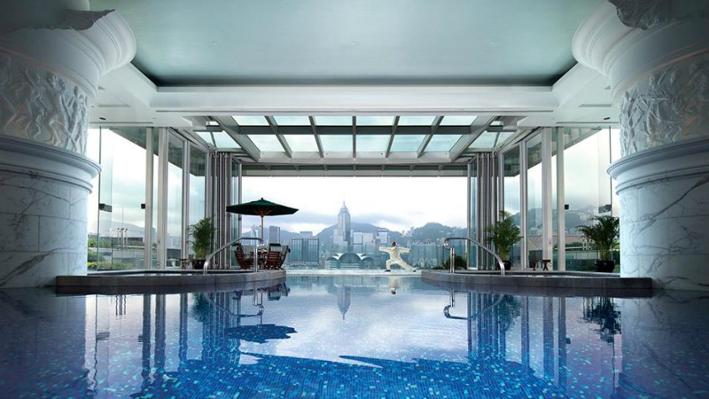 Hong Kong's Peninsula Hotel peninsula hotel A look at Hong Kong's Peninsula Hotel phk swimming pool 1074