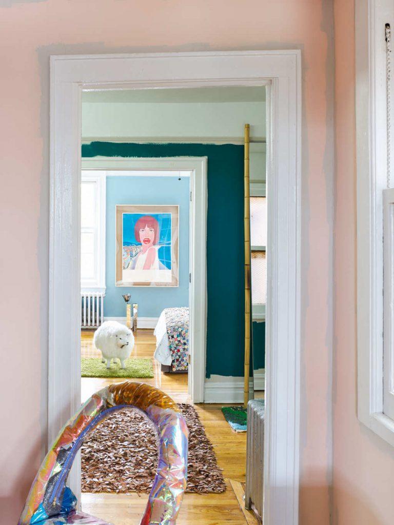 The Home Project of Artist Misha Kahn
