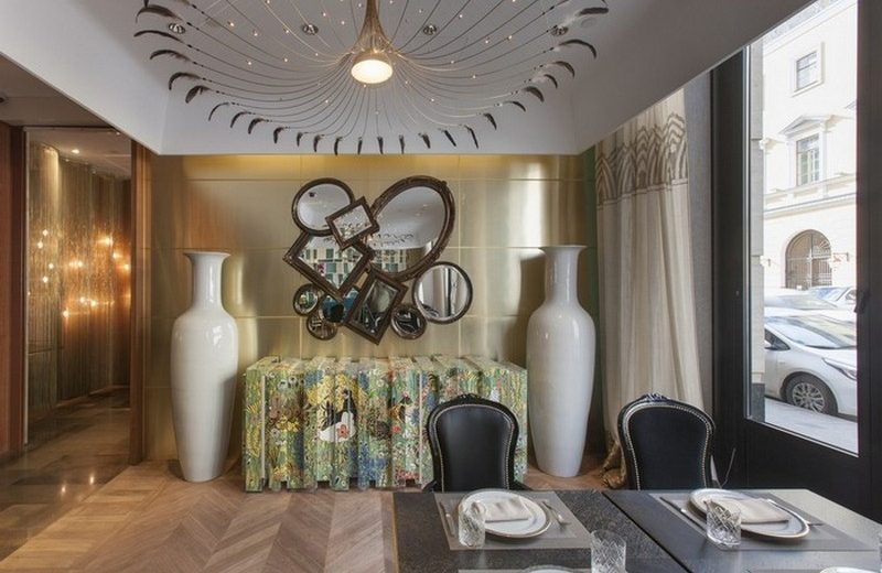 How The Art of Azulejos Inspires Furniture Designs