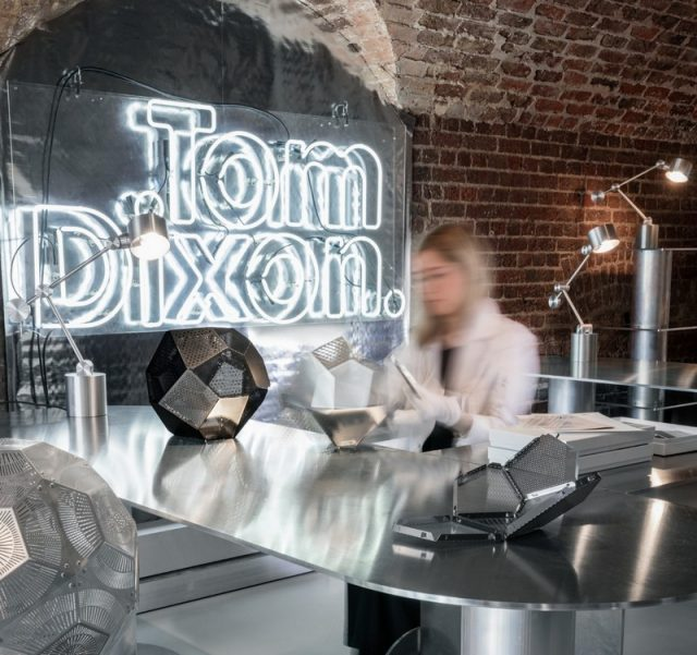 tom dixon Discover Tom Dixon's Electroanalogue at London Design Festival Learn More About Tom Dixons Electroanalogue at London Design Festival 6