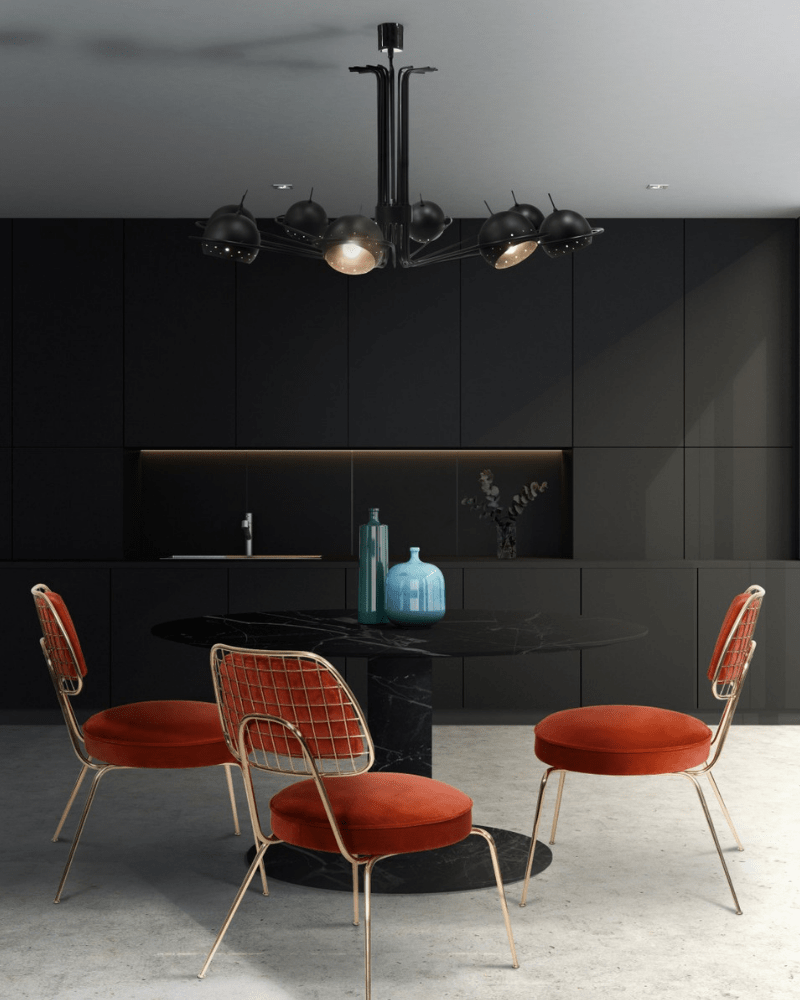 Top and Modern Inspirations For Your Dining Room dining room Top and Modern Inspirations For Your Dining Room Masterpost Alert  Dining Room Ideas F2F a Fabulous 2019 10