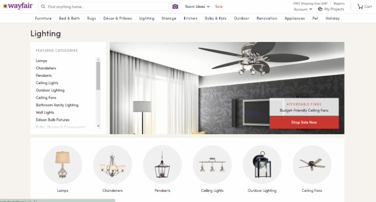 Looking For Great Light Pieces? Check Out These Online Stores! light pieces Looking For Great Light Pieces? Check Out These Online Stores! Online Lighting Stores You Need to Know 5
