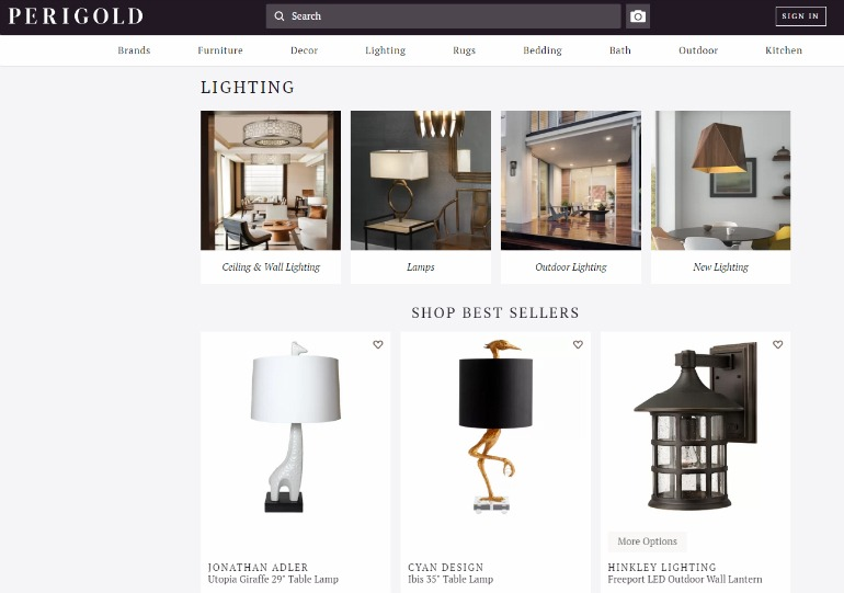 Looking For Great Light Pieces? Check Out These Online Stores! light pieces Looking For Great Light Pieces? Check Out These Online Stores! perigold