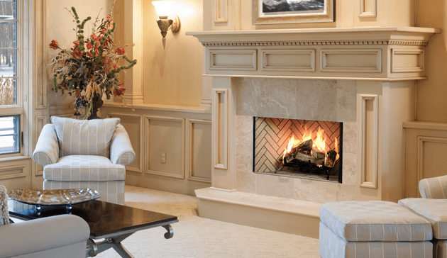 Amazing Fireplaces To Spice Up Your Winter! amazing fireplaces Amazing Fireplaces To Spice Up Your Winter! 4043 MM Ivory HBone WEB